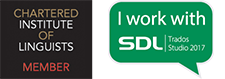 Linguists Member and SDL Trados Studio
